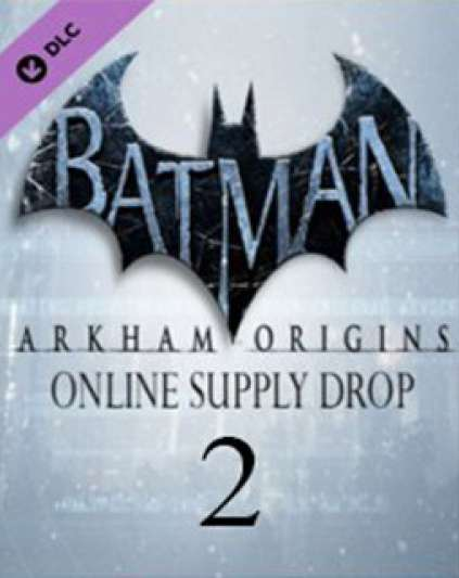 Batman Arkham Origins Online Supply Drop 2