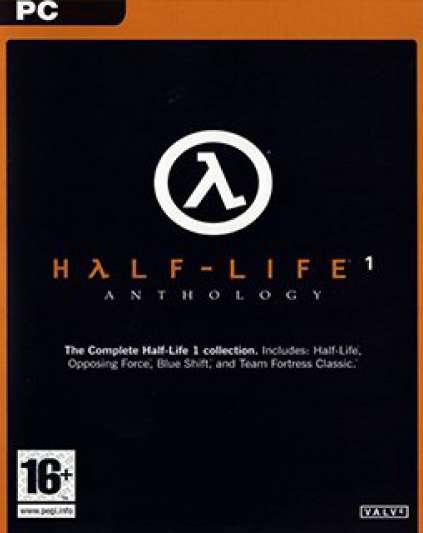 Half Life 1 Anthology
