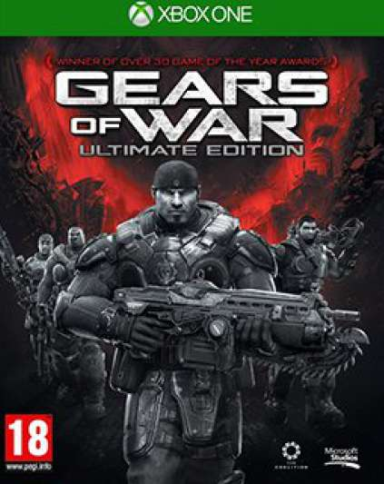 Gears of War Ultimate Edition Xbox One