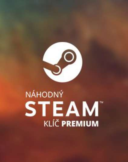 Náhodný Steam klíč PREMIUM