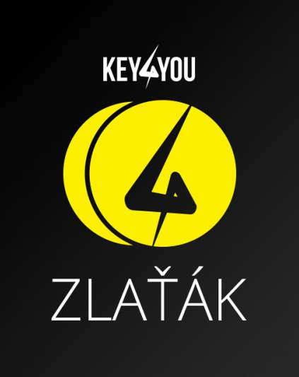 Key4You Zlaťáky