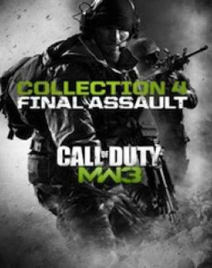 Call of Duty Modern Warfare 3 Collection 4