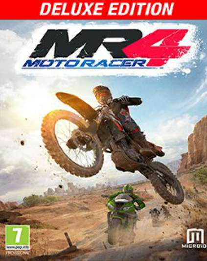 Moto Racer 4 Deluxe Edition