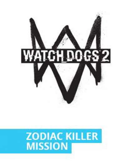 Watch Dogs 2 Zodiac Killer