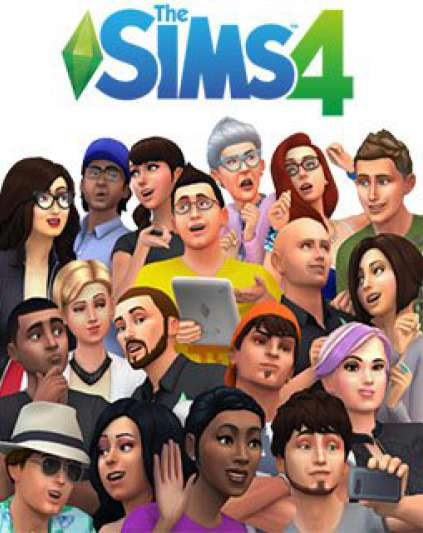 The Sims 4 ENG