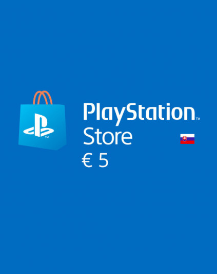 PlayStation Live Cards 5 Euro