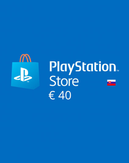 PlayStation Live Cards 40 Euro