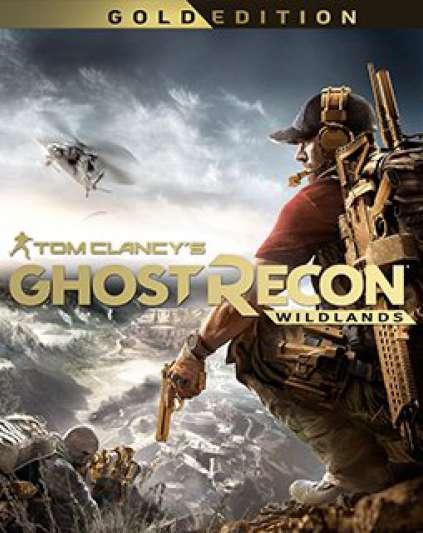 Tom Clancys Ghost Recon Wildlands Gold Edition