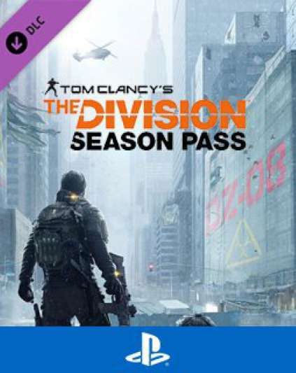 Tom Clancys The Division Season Pass