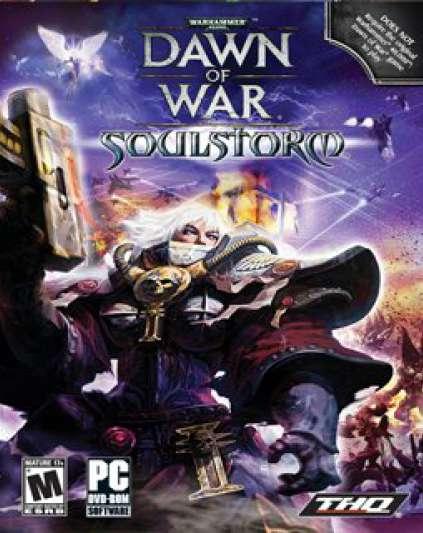 Warhammer 40,000 Dawn of War Soulstorm