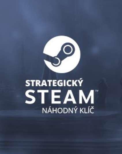 Strategický náhodný steam klíč
