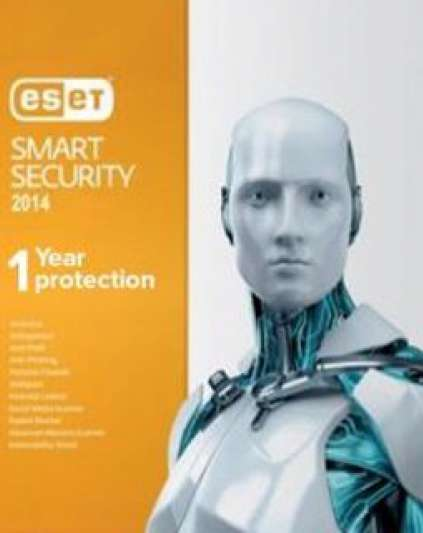 ESET Smart Security 3lic. rok