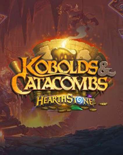 15x Hearthstone Kobolds & Catacombs