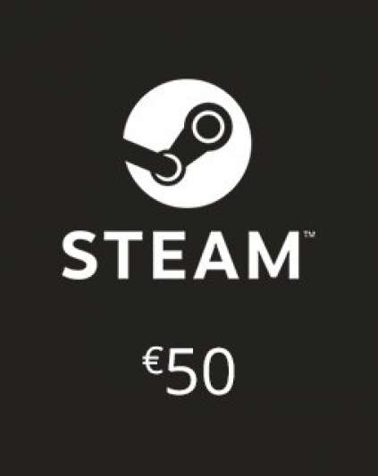Steam Kredit 50 Euro