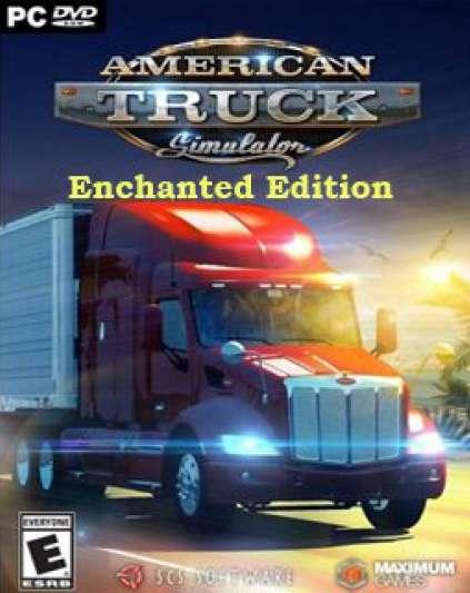 American Truck Simulátor Enchanted Edition