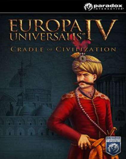 Europa Universalis IV Cradle of Civilization