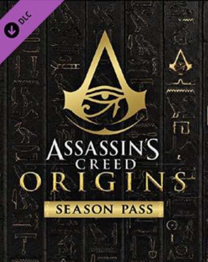 Assassins Creed Origins Season Pass