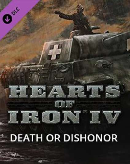 Hearts of Iron IV Death or Dishonor