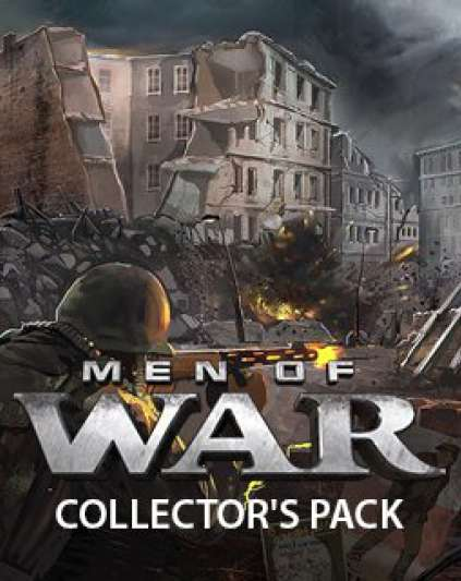 Men of War Collectors Pack