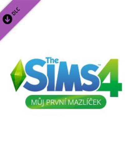 The Sims 4 Můj první mazlíček