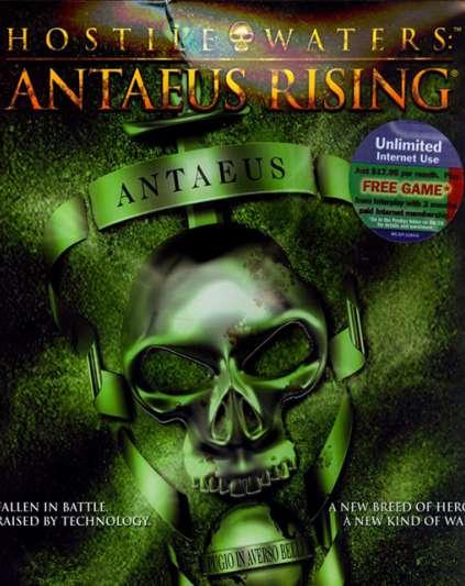 Hostile Waters Antaeus Rising