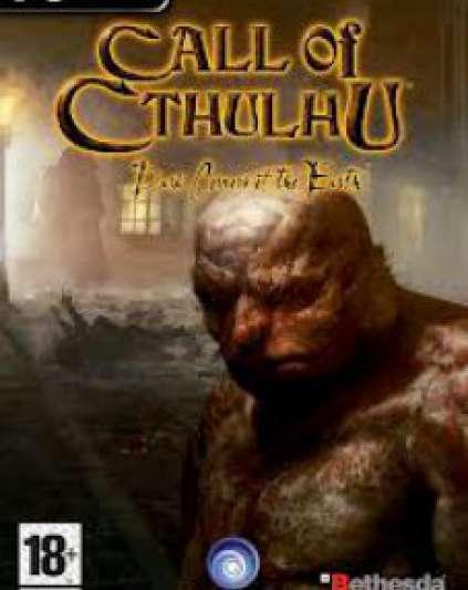 Call of Cthulh Dark Corners of the Earth