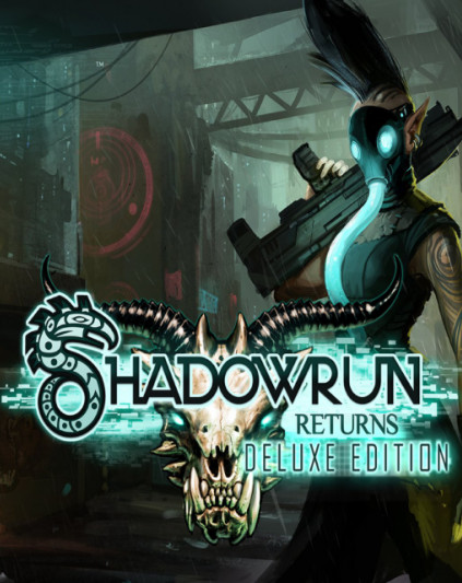 Shadowrun Returns Deluxe Edition
