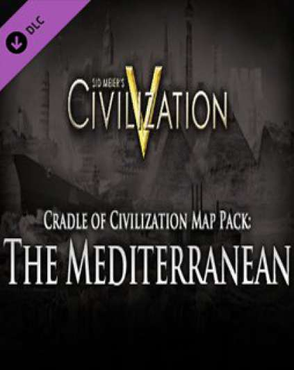 Sid Meiers Civilization V Cradle of Civilization Mediterranean