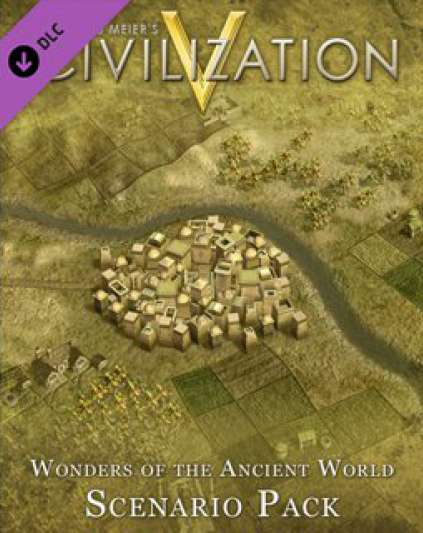 Sid Meiers Civilization V Wonders of the Ancient World Scenario Pack