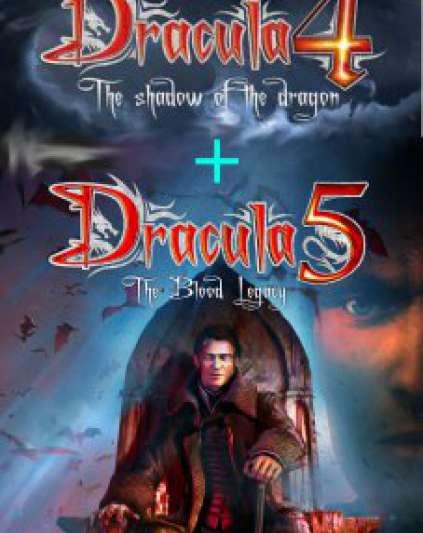 Dracula 4 and 5