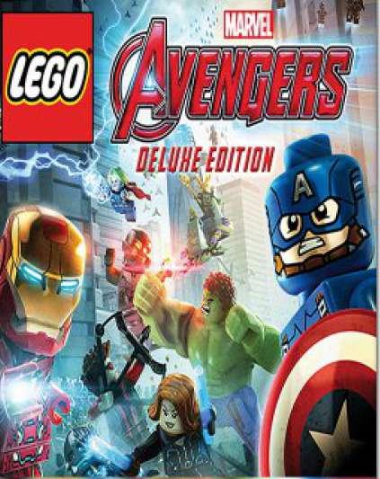LEGO MARVELs Avengers Deluxe