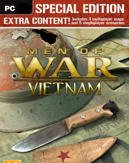 Men of War Vietnam Special Edition