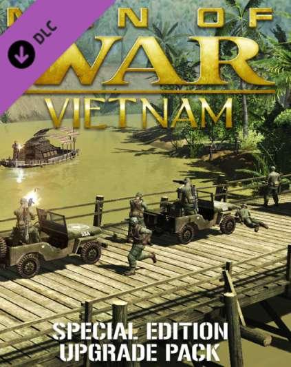Men of War Vietnam Special Edition Upgrade Pack