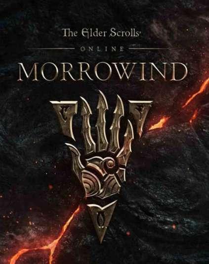 The Elder Scrolls Online Morrowind Standard Edition