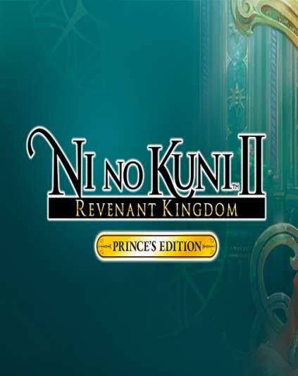 Ni no Kuni II Revenant Kingdom The Princes Edition