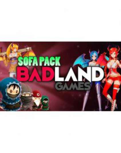BadLand Games Sofa Pack