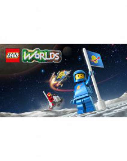 LEGO Worlds Classic Space Pack
