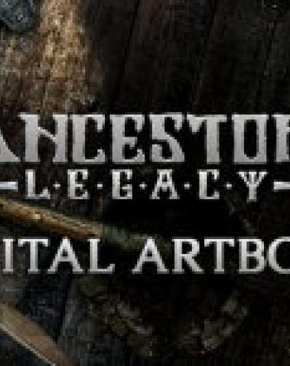 Ancestors Legacy Artbook