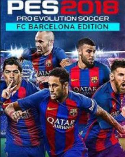 Pro Evolution Soccer 2018 Barcelona Edition | PES 2018