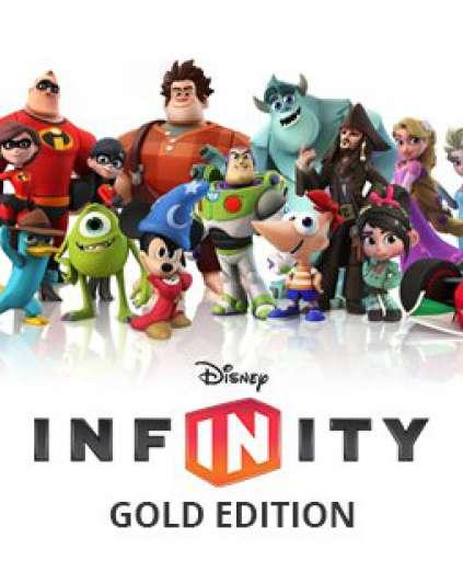 Disney Infinity Gold Edition