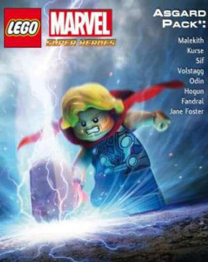 LEGO Marvel Super Heroes Asgard Pack