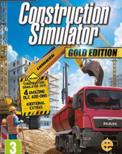 Construction Simulator Gold Edition
