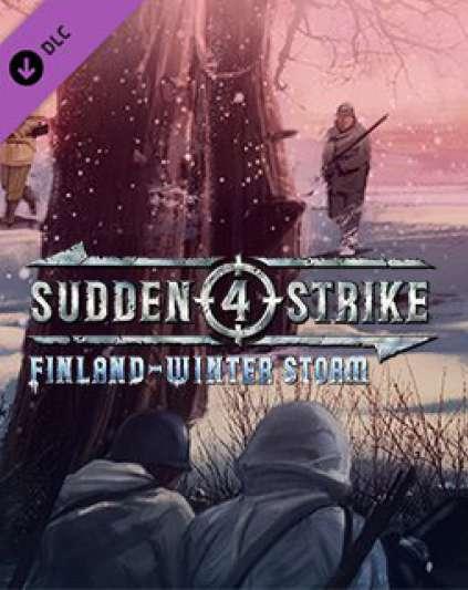 Sudden Strike 4 Finland Winter Storm