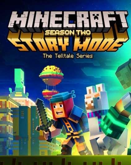 Minecraft Storymode Season Two Telltale Series