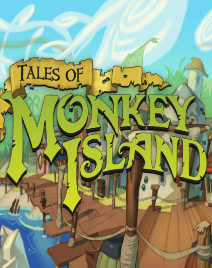 Tales of The Monkey Island The Complete Pack