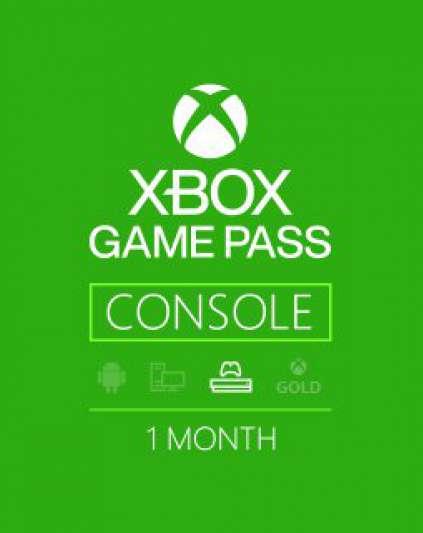 Xbox Game Pass Trial 1 měsíc