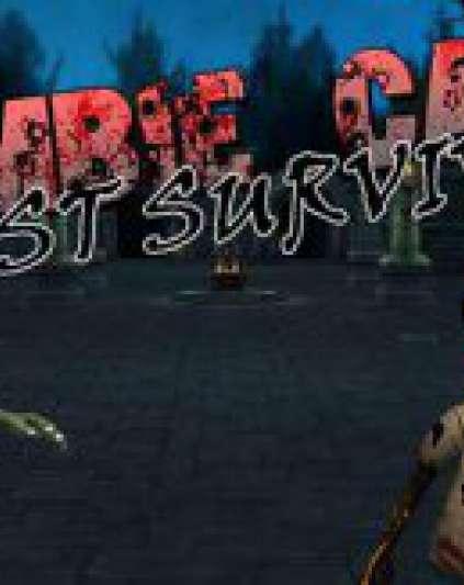 Zombie Camp Last Survivor