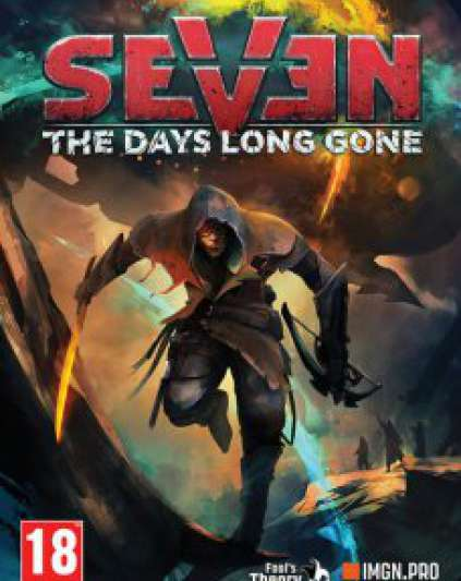 Seven The Days Long Gone Collectors Edition