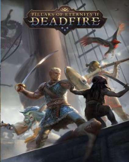 Pillars of Eternity 2 Deadfire Deluxe Edtion