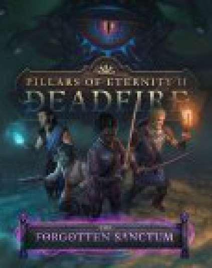 Pillars of Eternity 2 The Forgotten Sanctum